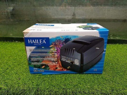 Máy sủi tích điện Hồ Koi Hailea CP 60-100-120