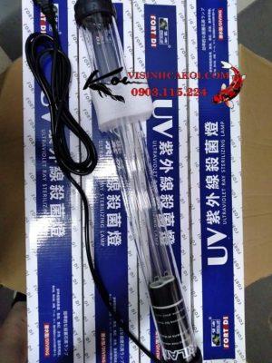 Đèn UV Fort DI Diệt Tảo 100w-75w-55w-40w-30w-20W-10w- diệt tảo – đèn uv cho Hồ Cá Koi
