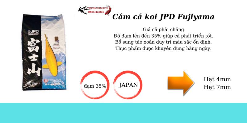 Cám JPD Fujiyama